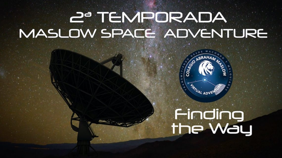 2ª TEMPORADA MISIÓN 1: FINDING THE WAY. AYÚDANOS A ESCAPAR DEL AGUJERO DE GUSANO