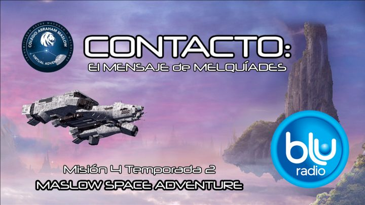 MASLOW SPACE ADVENTURE en BluRadio