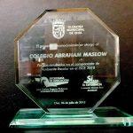 La Secretaría de Educación y la Alcaldía de Chía Premian al Colegio Abraham Maslow