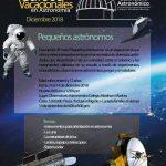 Curso Vacacional en Astronomía