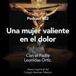Podcast #22: Sábado Santo. Una mujer valiente en el dolor