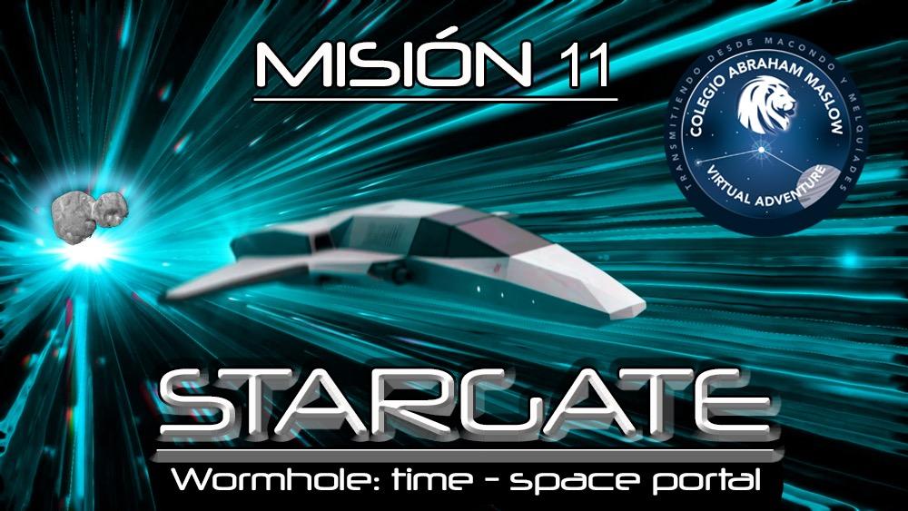 MISION 11: STARGATE (final de la primera temporada)