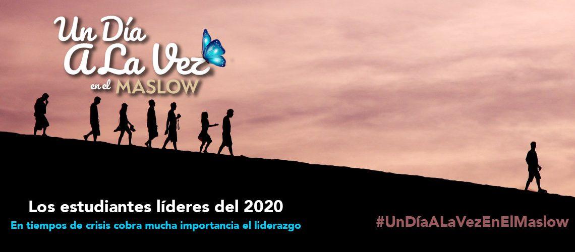 Los estudiantes líderes del 2020
