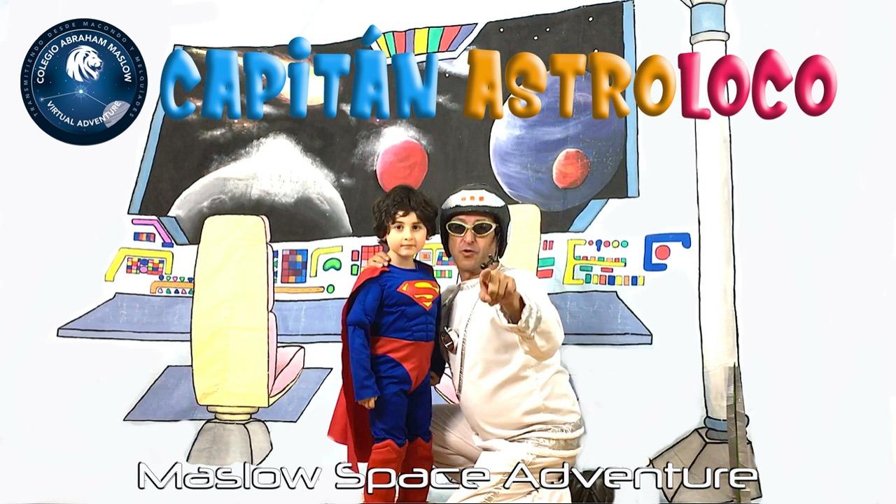 CAPITAN ASTROLOCO 3: SUPERMÁN