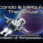 Macondo y Melquíades The Arrival