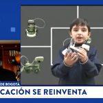 LA EDUCACIÓN SE REINVENTA: COLEGIO ABRAHAM MASLOW en NOTICIAS CARACOL