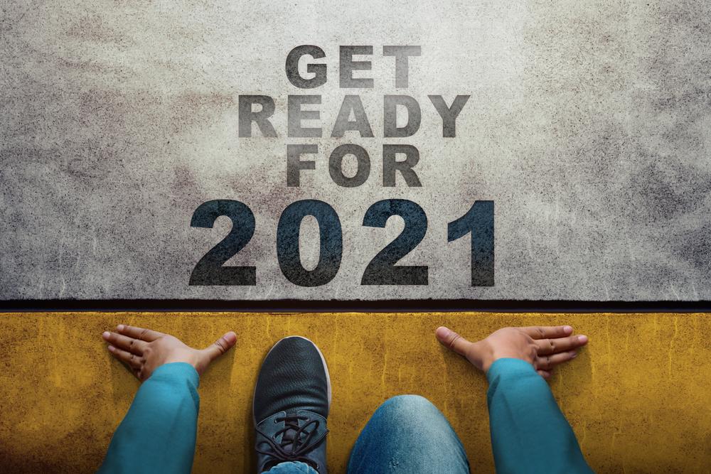 BIENVENIDOS A LA NUEVA AVENTURA 2021