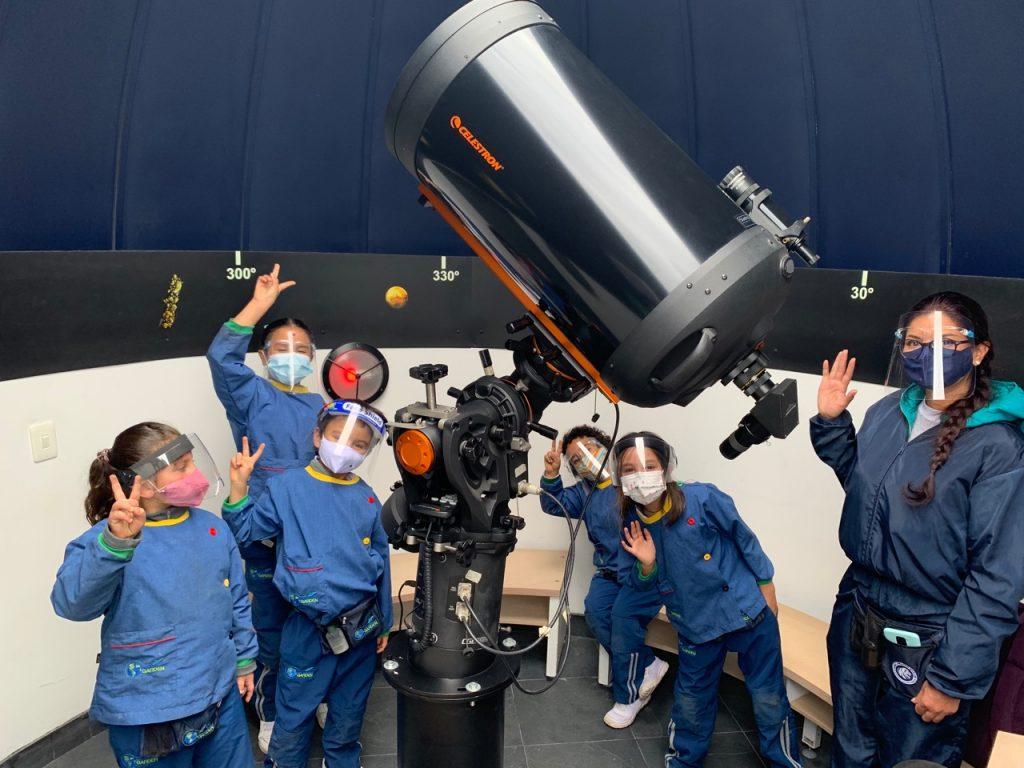 Los Niños vuelven al Observatorio Astronómico